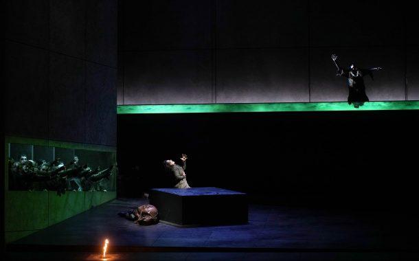 Críticas en la prensa a Il Trovatore en el Teatro Real