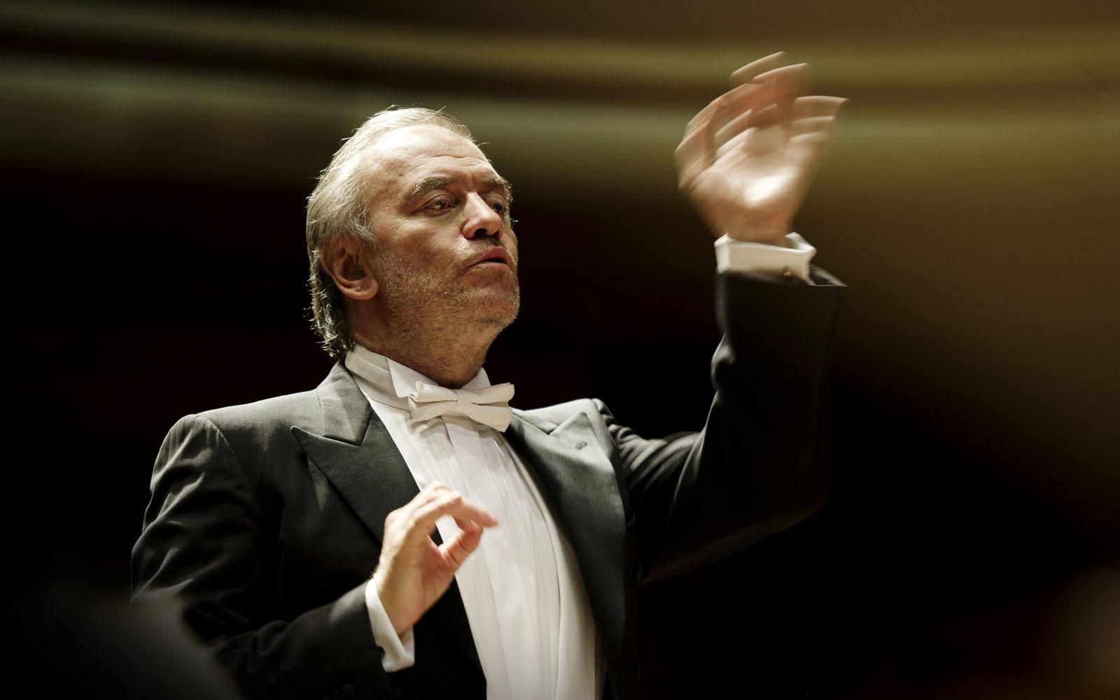 Gergiev y Volodin inauguran la temporada de La Filarmónica