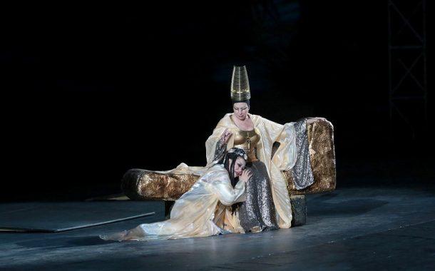Versión Digital lleva a cines la Aida de la Fura dels Baus