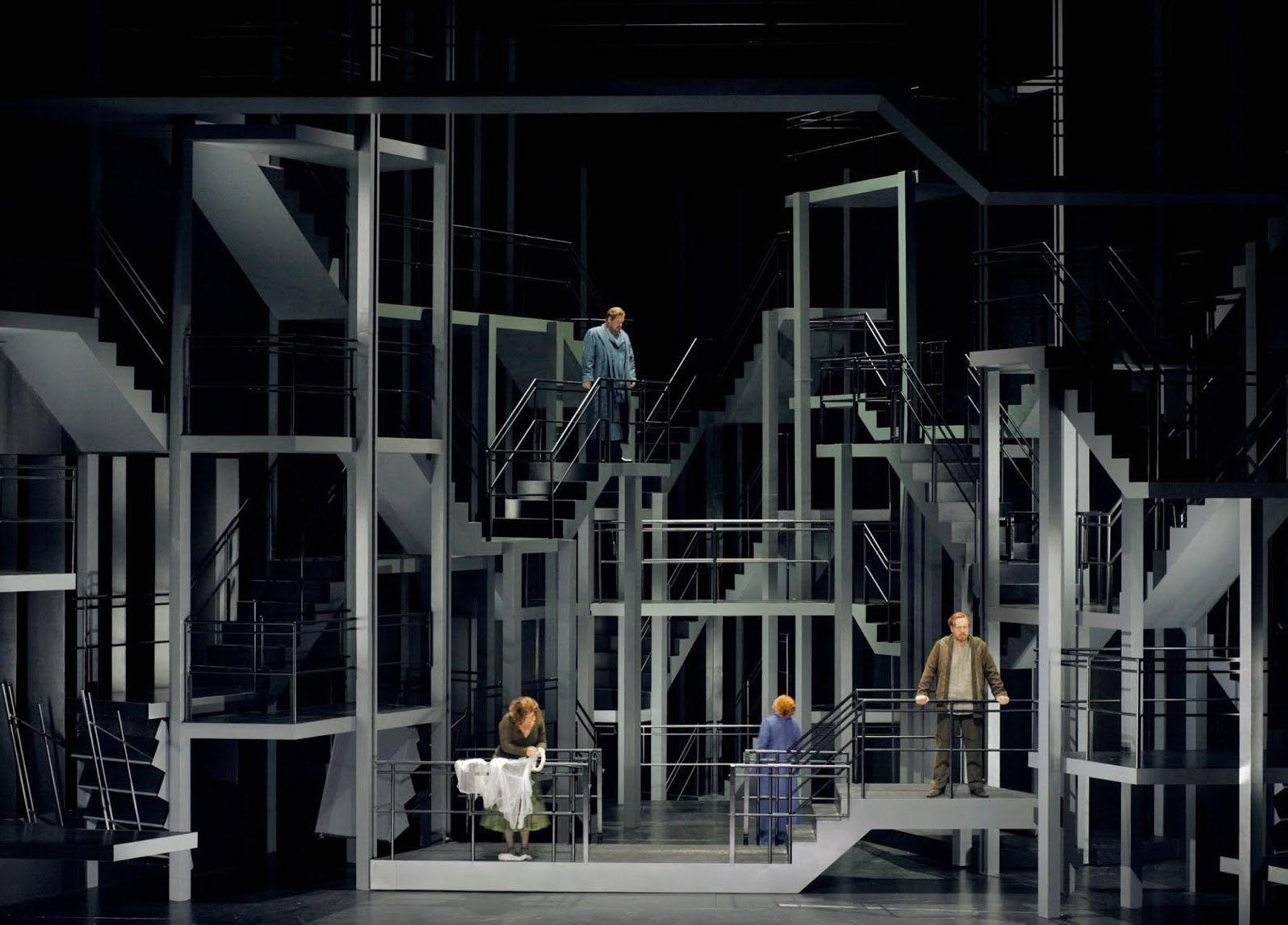 Critica: Tristan en Bayreuth, genio y ramplonería