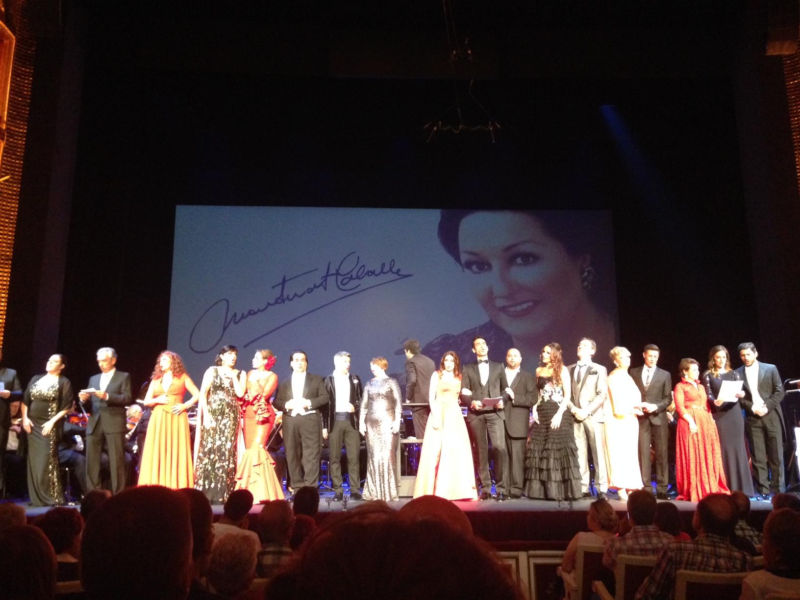 Crítica: La Zarzuela rinde homenaje a Montserrat Caballé