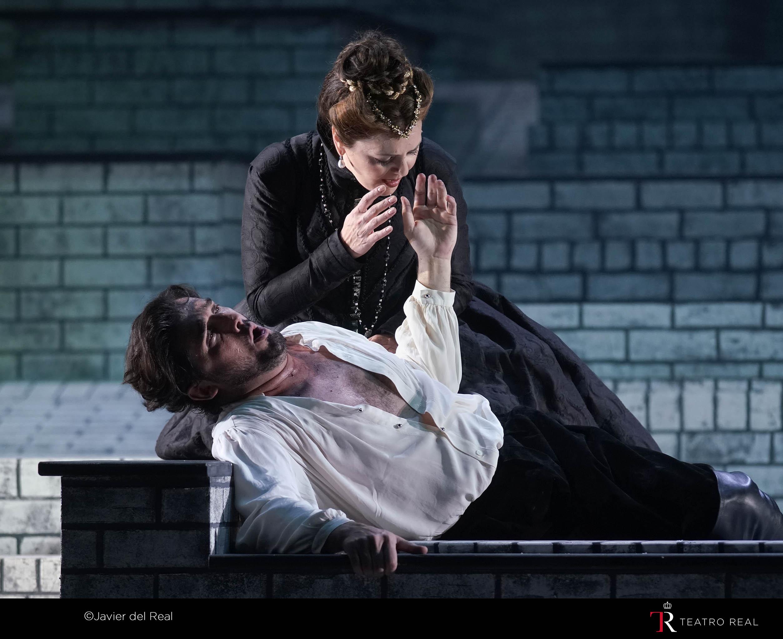 Críticas en la prensa a Don Carlo en el Teatro Real