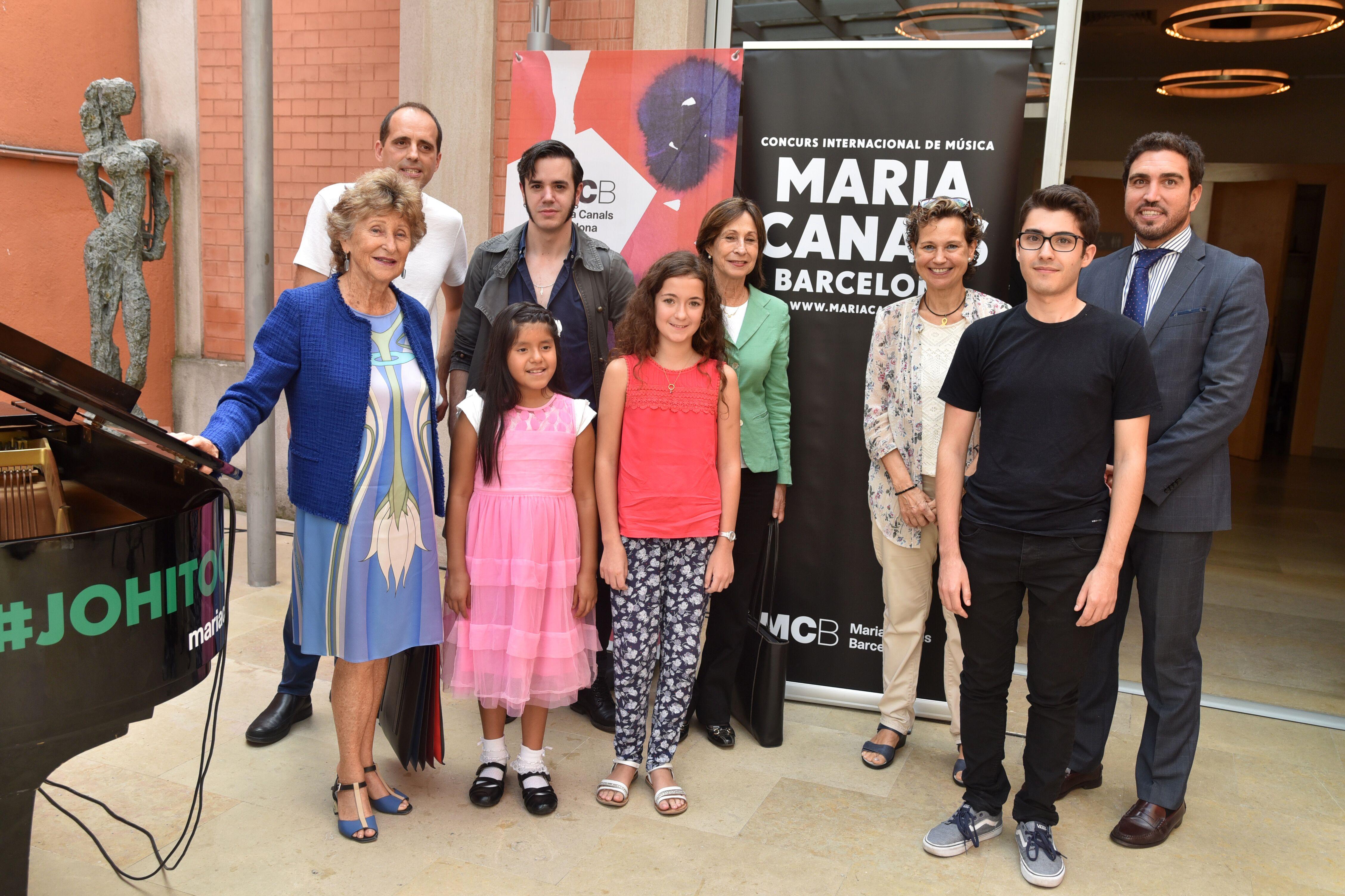 Actividades del OFF concurso Maria Canals Barcelona