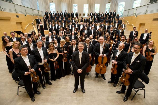 Critica: gozo doble con la Euskadiko Orkestra