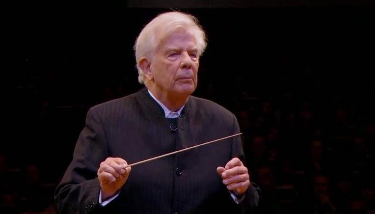 Christoph von Dohnanyi regresa a los 90 años