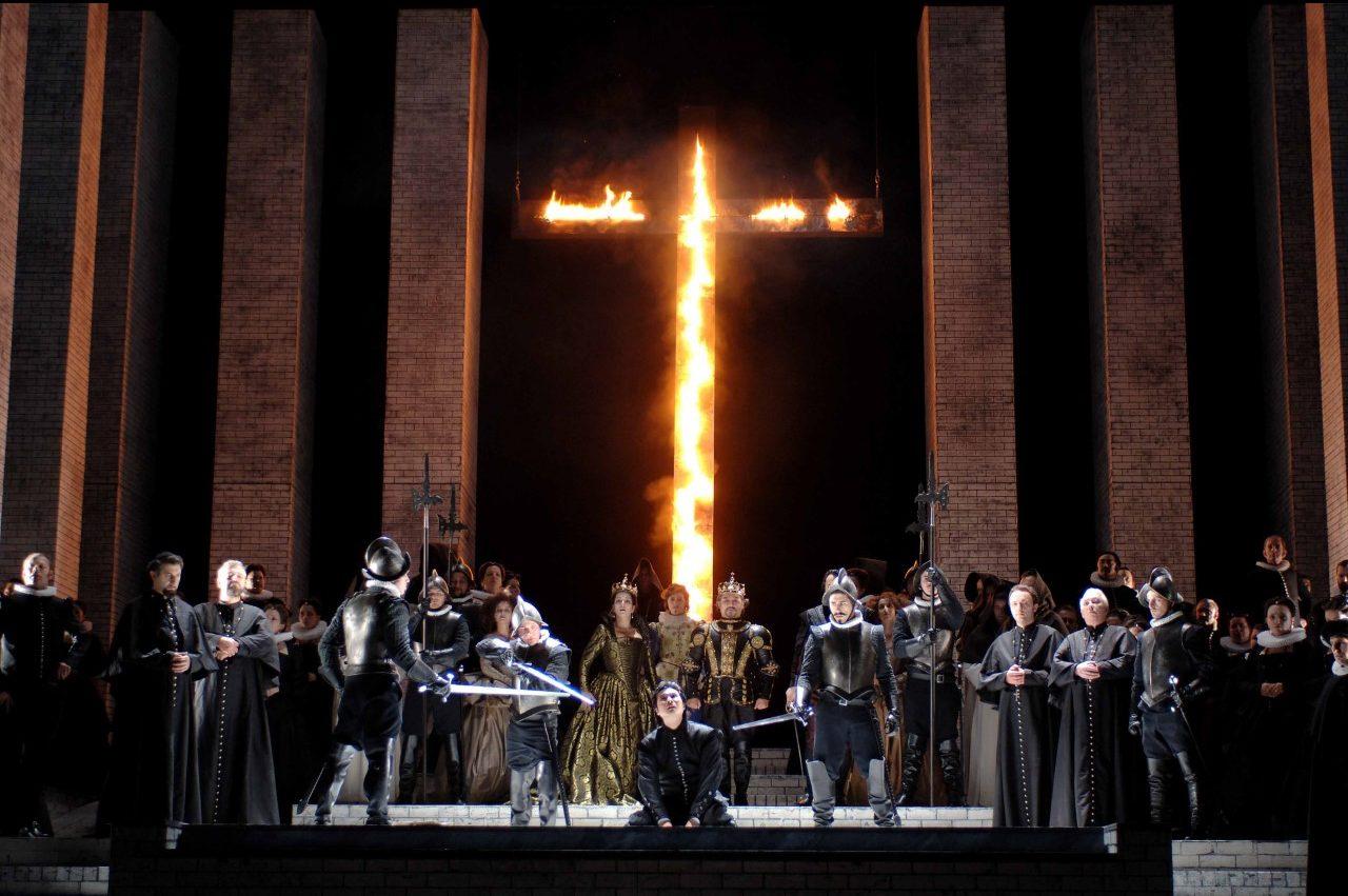 Recomendación: Don Carlo en el Teatro Real