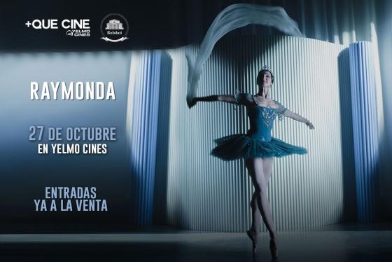 La temporada 19/20 de ballet vuelve a +QueCine de Yelmo