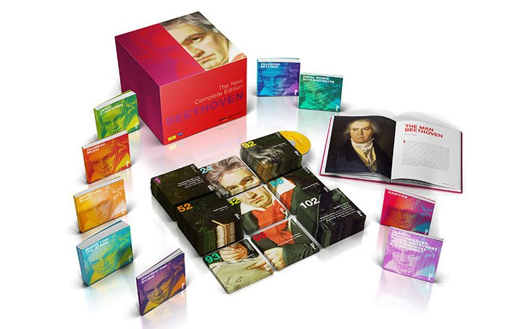 Nueva colección de Beethoven por Deutsche Grammophon