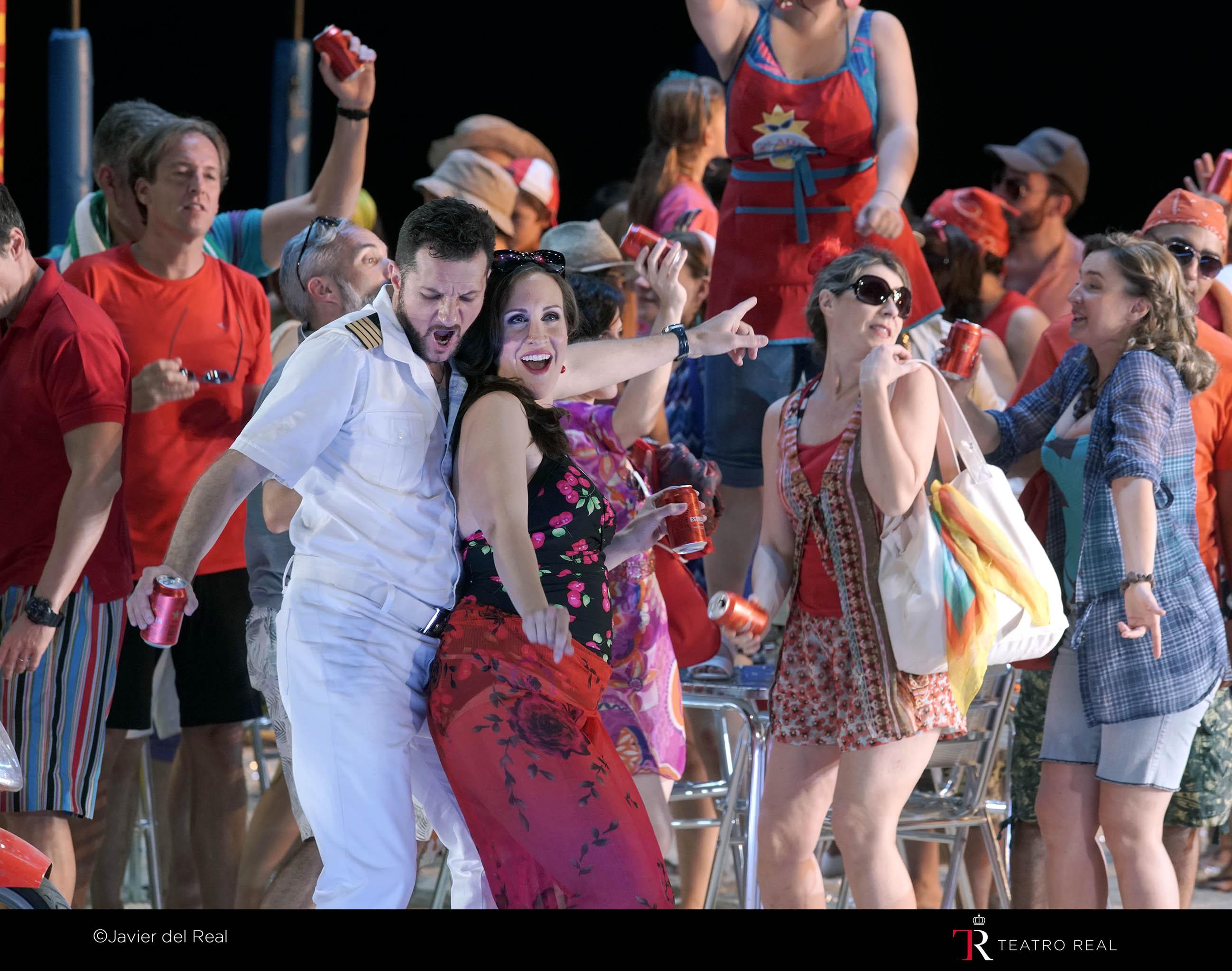 Críticas en la prensa a L'Elisir d'amore en el Teatro Real