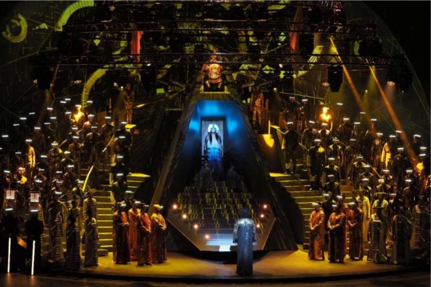 Crítica: Primer y segundo reparto de Turandot en el Liceu