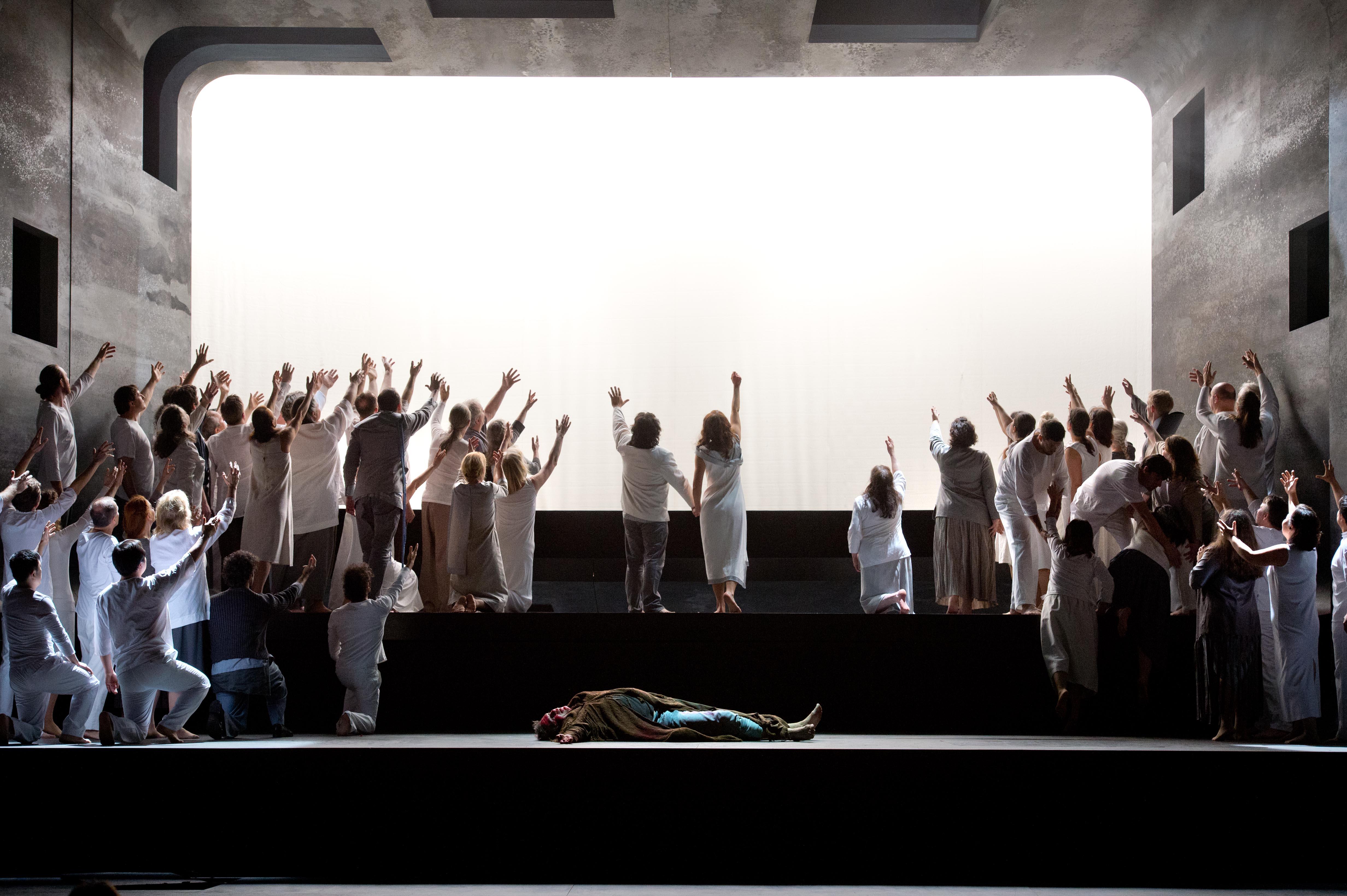 Francisco Negrín y ABAO estrenan Jerusalem en España