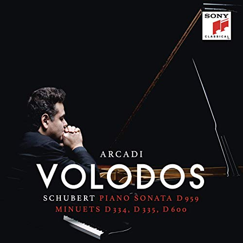 Reseña cd: Volodos toca la Sonata D959 de Schubert