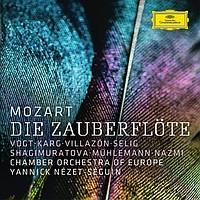 Reseña CD: Mozart, Flauta Mágica. Yannick Nézet-Seguin