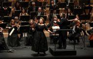 Critica: La calidad y generosidad de Ainhoa Arteta triunfan en Pamplona