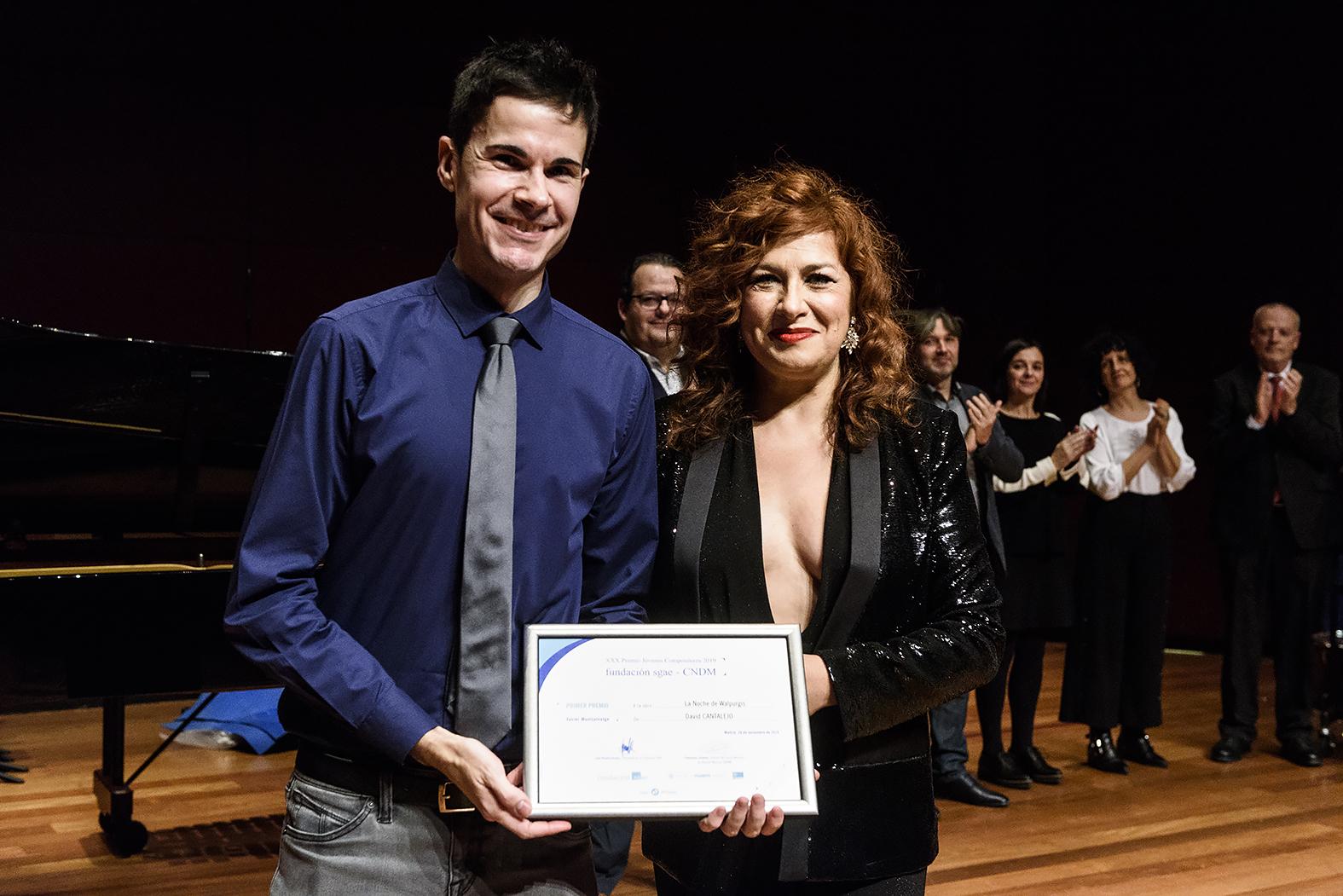 david-cantalejo-pilar-jurado-premios-jovenes-compositores