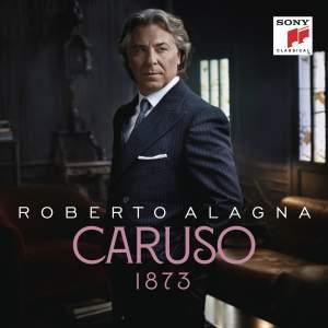 Reseña CD: Roberto Alagna recrea a Caruso
