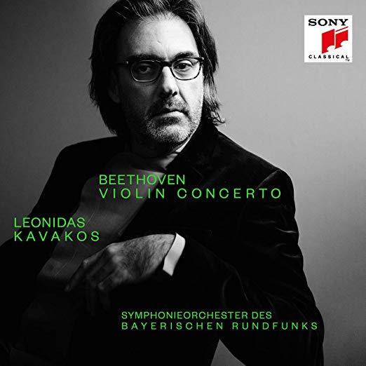 Reseña CD: Beethoven, Concierto violín. Kavakos. Sony