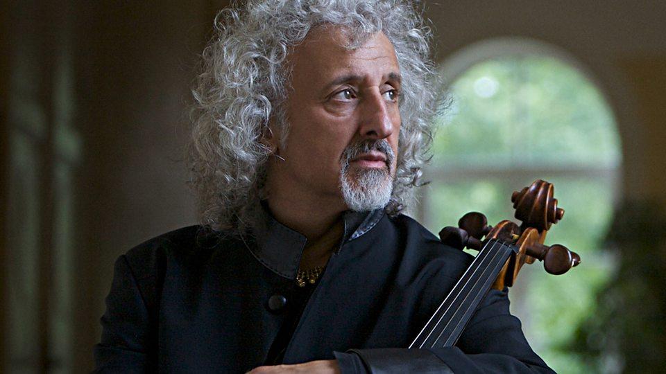 El violonchelista Mischa Maisky, en Valencia y Madrid
