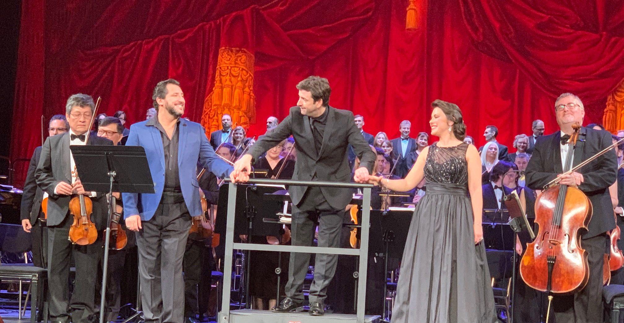 Crítica: Concierto Navidad Teatro Zarzuela