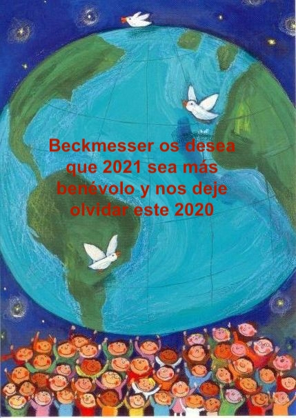Por un mejor 2021
