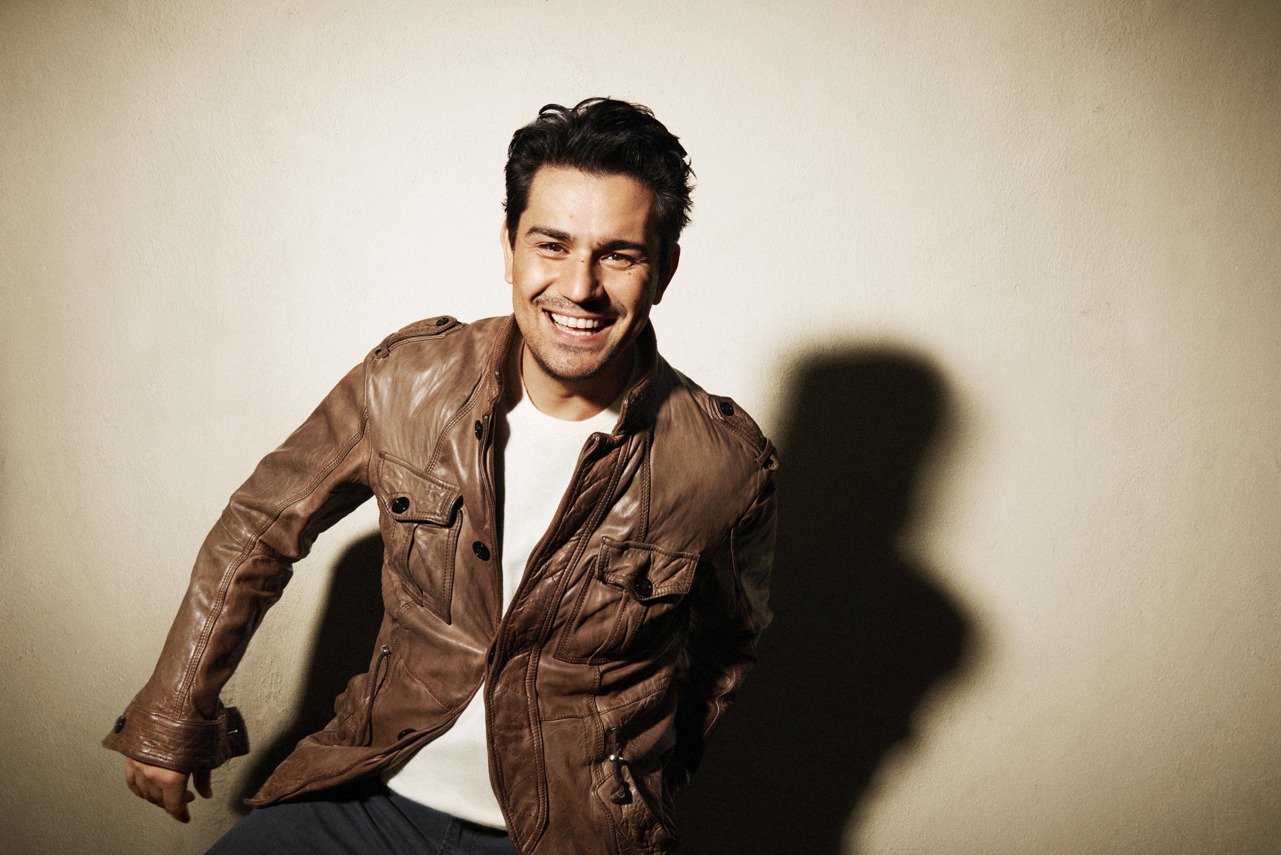 """Saimir Pirgu: """"Probar nuevos roles es algo muy positivo"""""""