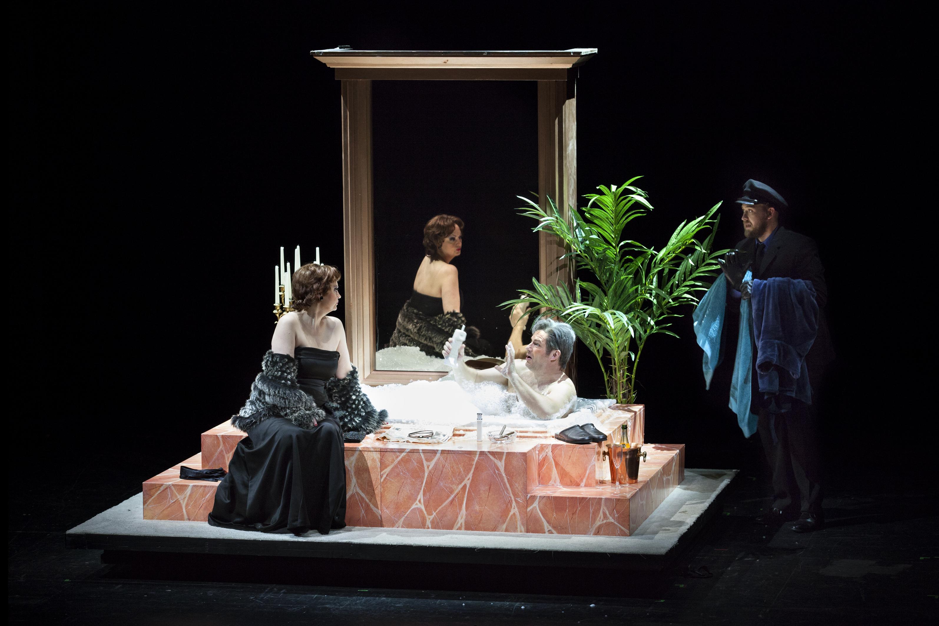 Crítica: Midsummer Night's Dream, una nueva producción Irreprochable musical y escénicamente en Berlín