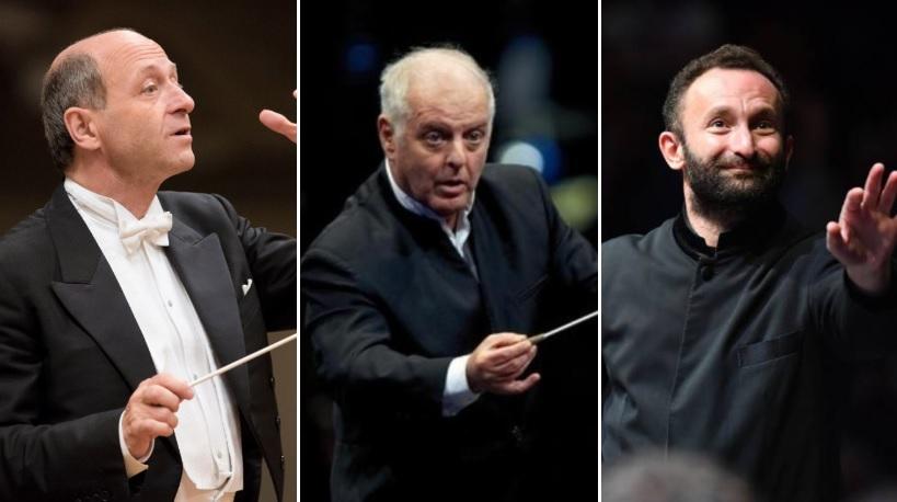 Barenboim, Petrenko y Fischer en el Festival de Mahler 2020