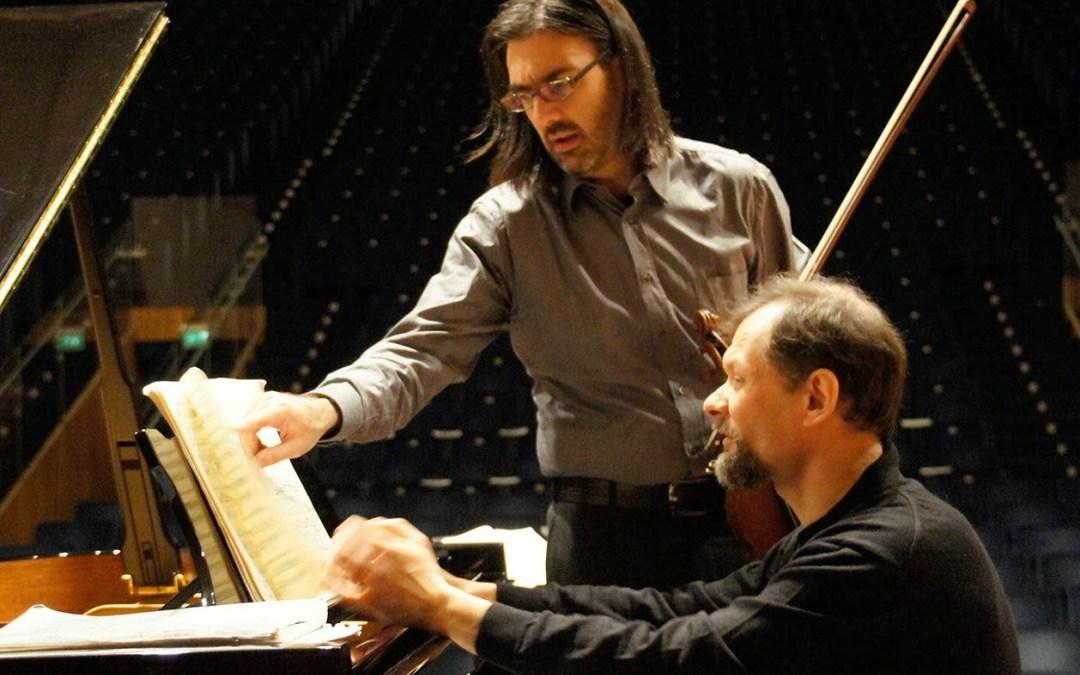 Recomendación: Leonidas Kavakos y Enrico Pace en Ibermúsica con las Sonatas para violín y piano de Beethoven