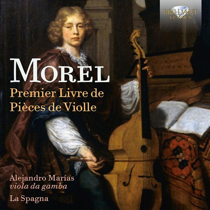 Reseña cd: J. Morel, Primer libro de piezas de viola