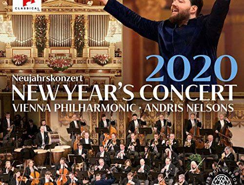 Reseña cd: Concierto de Año Nuevo con Andris Nelsons