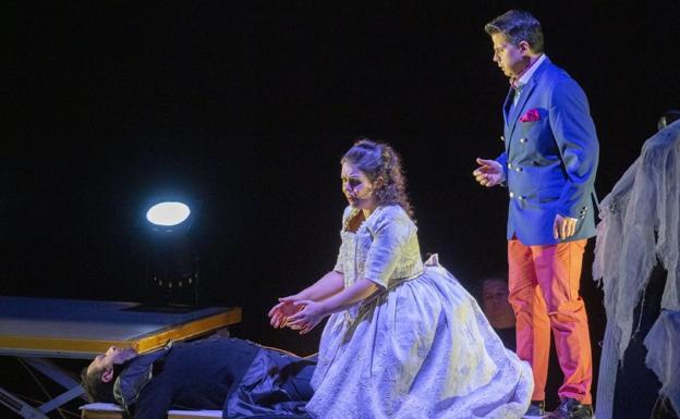 Critica: Totum Revolutum en el Don Giovanni del Kursaal