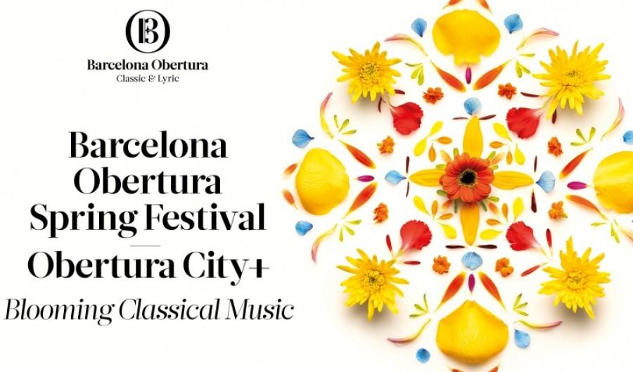 Gustavo Dudamel, Daniil Trifonov y Gregory Kunde lideran la 3º edición del Barcelona Obertura Spring Festival
