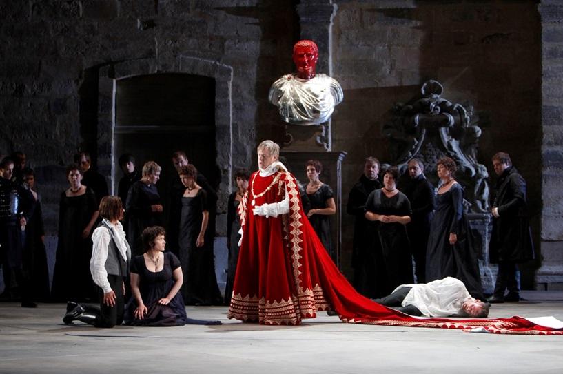 Comentarios previos: La Clemenza di Tito en el Liceu