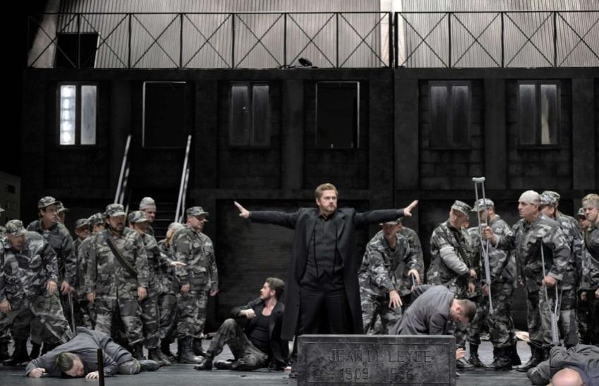 Crítica: Le Prophète en Berlín, volvió a destacar el reparto vocal