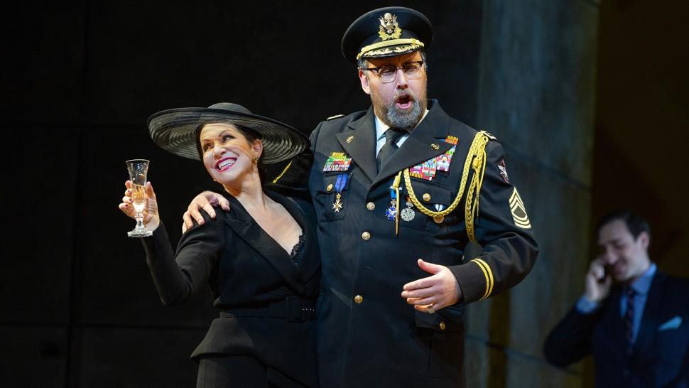Yelmo cines emite el estreno de Agrippina en el Metropolitan Opera