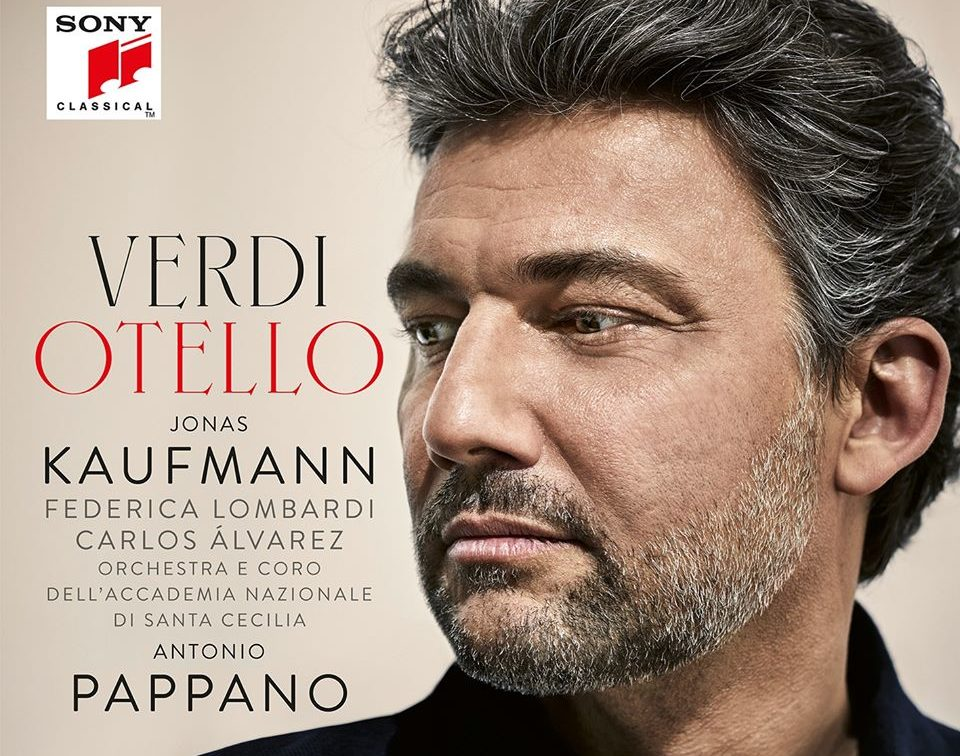 Sony Classical lanza un Otello con Kaufmann, Pappano y Carlos Álvarez
