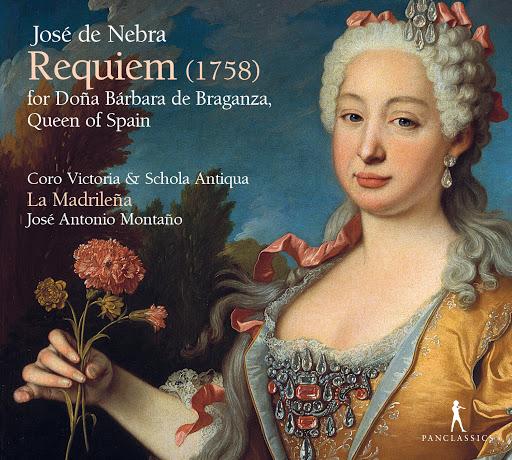 Reseña cd: José de Nebra, Requiem. La Madrileña.J.A. Montaño