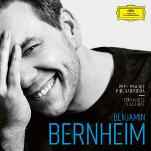 Reseña cd: Benjamin Bernheim