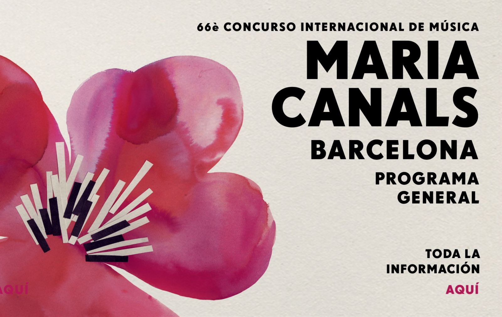 El Concurso Maria Canals fomenta la iniciativa #QuédateEnCasa