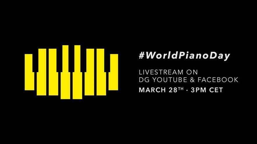 El Festival online que Deutsche Grammophon organizó por el Día Mundial del piano llega a 4 millones de personas