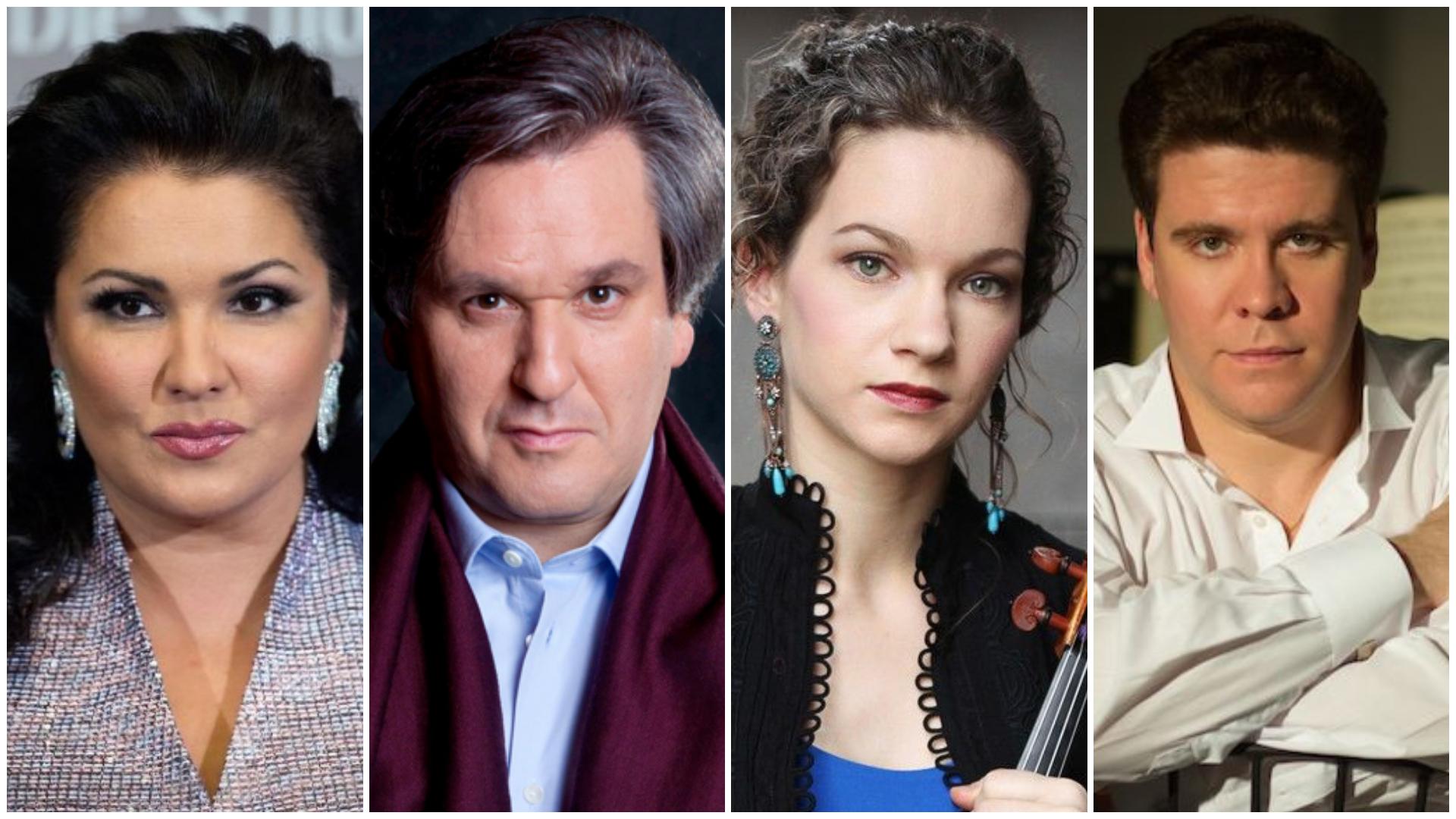 Anna Netrebko, Antonio Pappano, Hilary Hahn y Denis Matsuev, protagonistas del Festival de Pascua de Salzburgo 2021