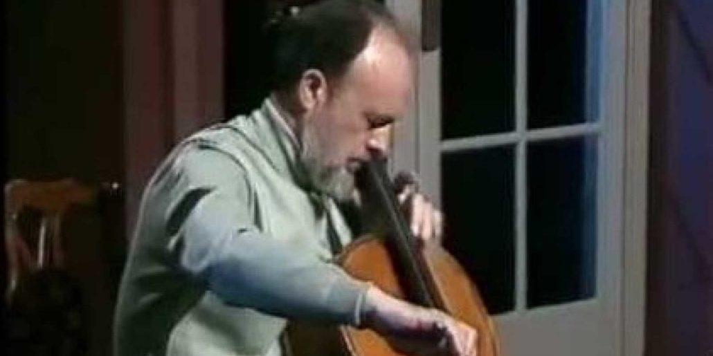 El violonchelista Pedro Corostola falleció a la edad de 87.
