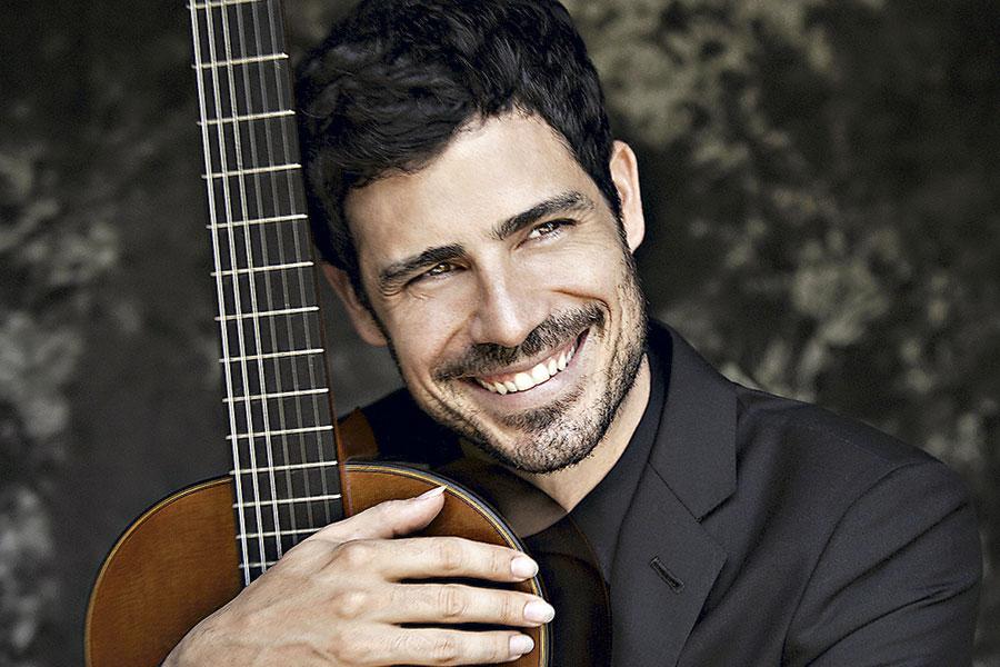 Pablo Sáinz-Villegas presenta su nuevo álbum y una gira por Estados Unidos