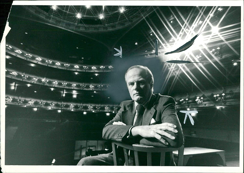 Fallece Sir John Tooley a los 95 años