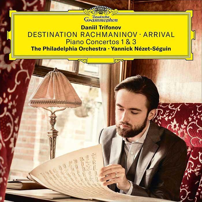 Reseña cd: Rachmaninov, Conciertos piano 1 y 3. Trifonov, Nézet-Séguin