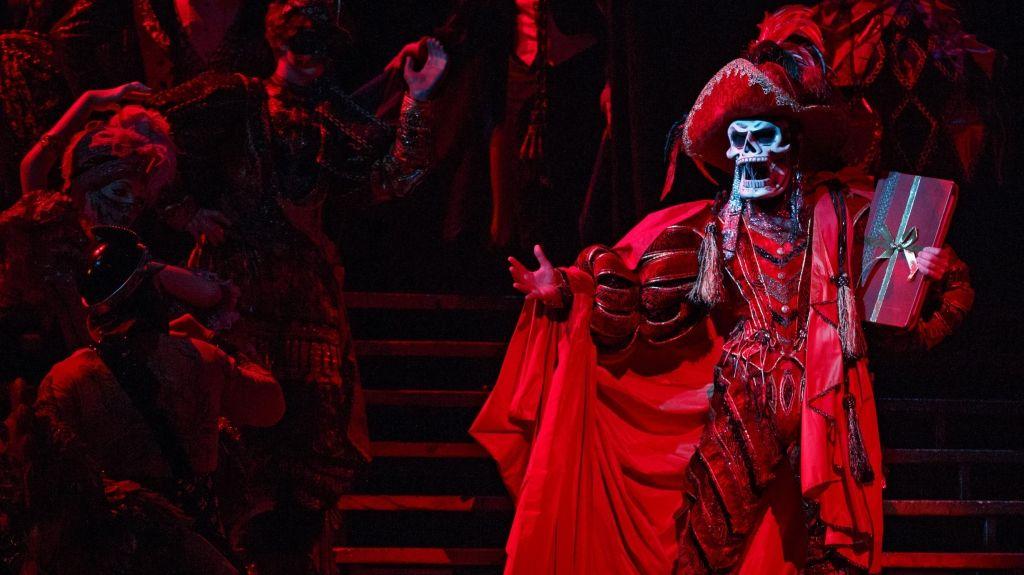 Dos muertes legendarias: Dido y Manon