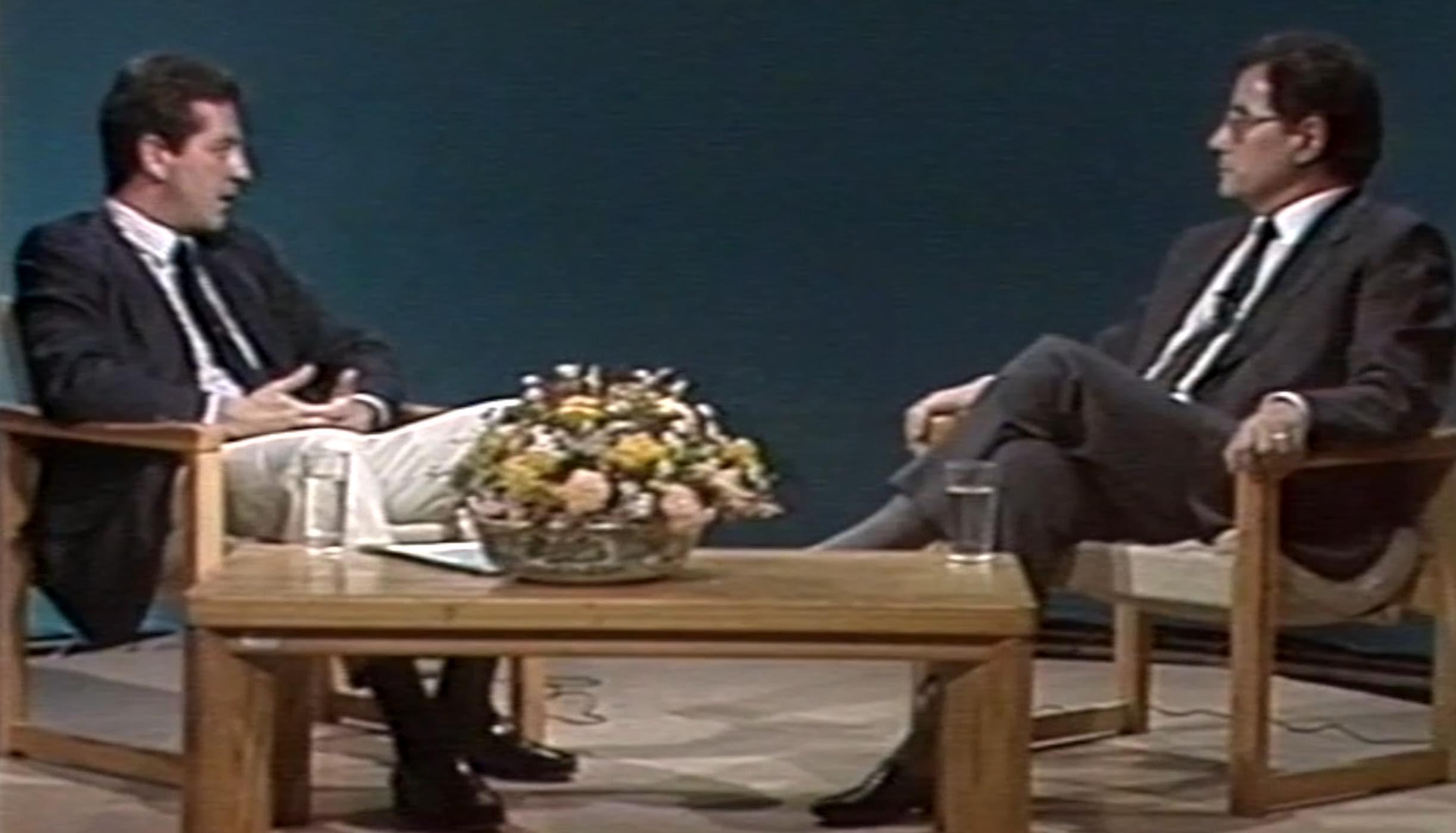 Entrevista a Guillermo García Alcalde realizada por Gonzalo Alonso