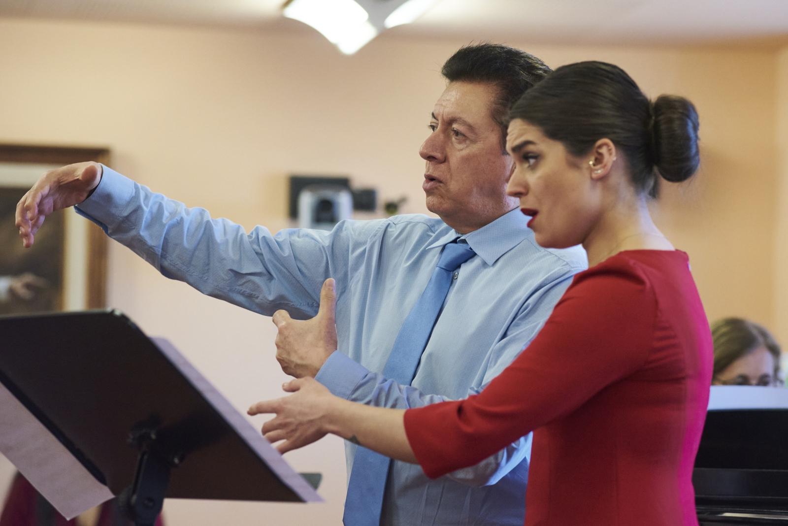 Francisco Ariza impartirá la Cátedra de Canto 'Alfredo Kraus' en la ESMRS