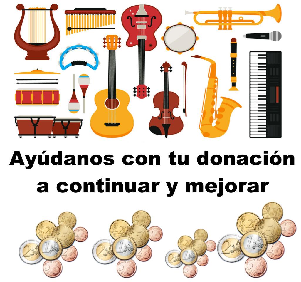 Tu donación para ayudarnos a mejorar y continuar