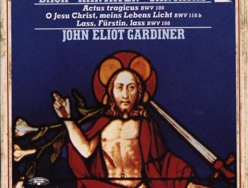 Recomendación discográfica: de Bach a Gerhard